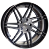 Wheel FORZZA Charge 8,5X19 5X120 ET33 72,6 BFM/inlm