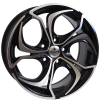 Wheel Forzza Aktia 6,5X16 5X100 ET38 73,1 BFM