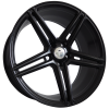Wheel Forzza Bosan 8,0X18 5X120 ET35 72,56 Satin Black