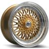 Ratlankis Forzza Malm 8X16 5X100/112 ET20 73,1 gold/lm