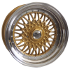 Ratlankis Forzza Malm 7X15 4X100/114,3 ET25 73,1 Gold/LM