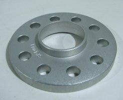 Platintintojas  15 mm 5X100-112  audi 57.1 Bimecc