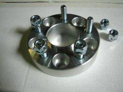 Adapteris 20 mm 5X108/5X108 65,1/65,1 M12X1,5