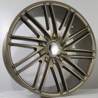 Ratlankis Bronx L 8,5X20 5X112 ET35 66,45 Bronze