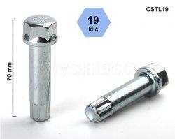Raktas CH19 CSTL19 (200)