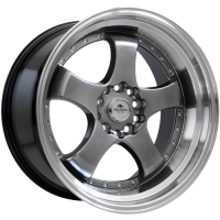 Wheel Forzza Flamber 8,5X18 10X114,3/120 ET25 73,1 HB/LP