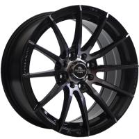 Wheel Forzza Atom 7X15 4X100/108 ET25 73,1 Black Magic