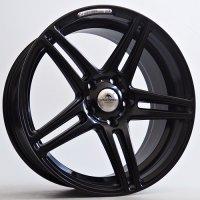 Wheel Forzza Bosan 8,0X18 5X120 ET35 72,56 Satin Black