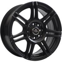Ratlankis Forzza Nova 6,5X15 4X100/108 ET38 73,1 Satin Black