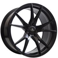 Ratlankis Forzza Ultra 9X20 5X120 ET32 72,56 Satin Black