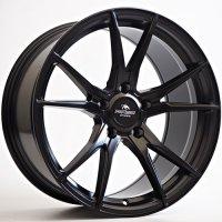Ratlankis Forzza Ultra 9X18 5X120 ET38 72,56 Satin Black