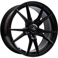 Ratlankis Forzza Ultra 8X18 5X120 ET35 72,56 Satin Black