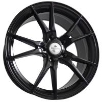 Ratlankis Forzza Ultra 8X18 5X120 ET40 72,56 Satin Black