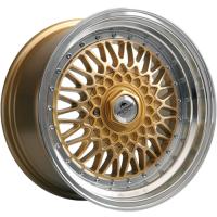 Wheel Forzza Malm 8,0X16 8X100/108 ET20  67,1 gold/lm
